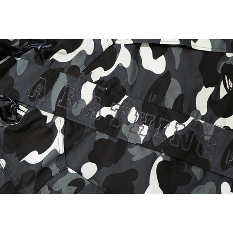 CITY CAMO SHARK SNOWBOARD JACKET MENS