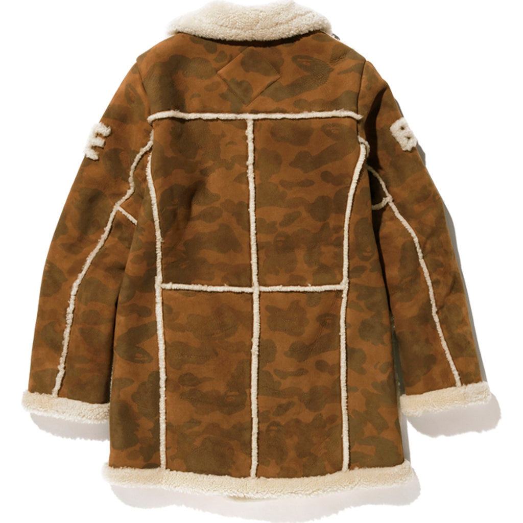 UGG X BAPE MOUTON COAT MENS