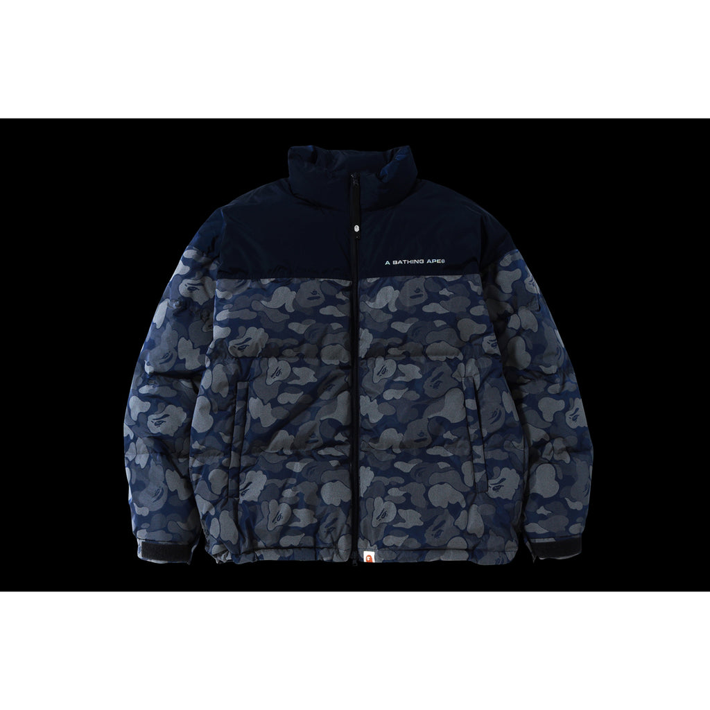 ABC DOT REFLECTIVE DOWN JACKET MENS