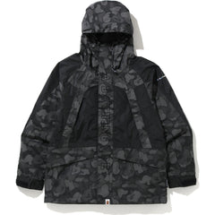 ABC DOT REFLECTIVE SNOWBOARD JACKET MENS