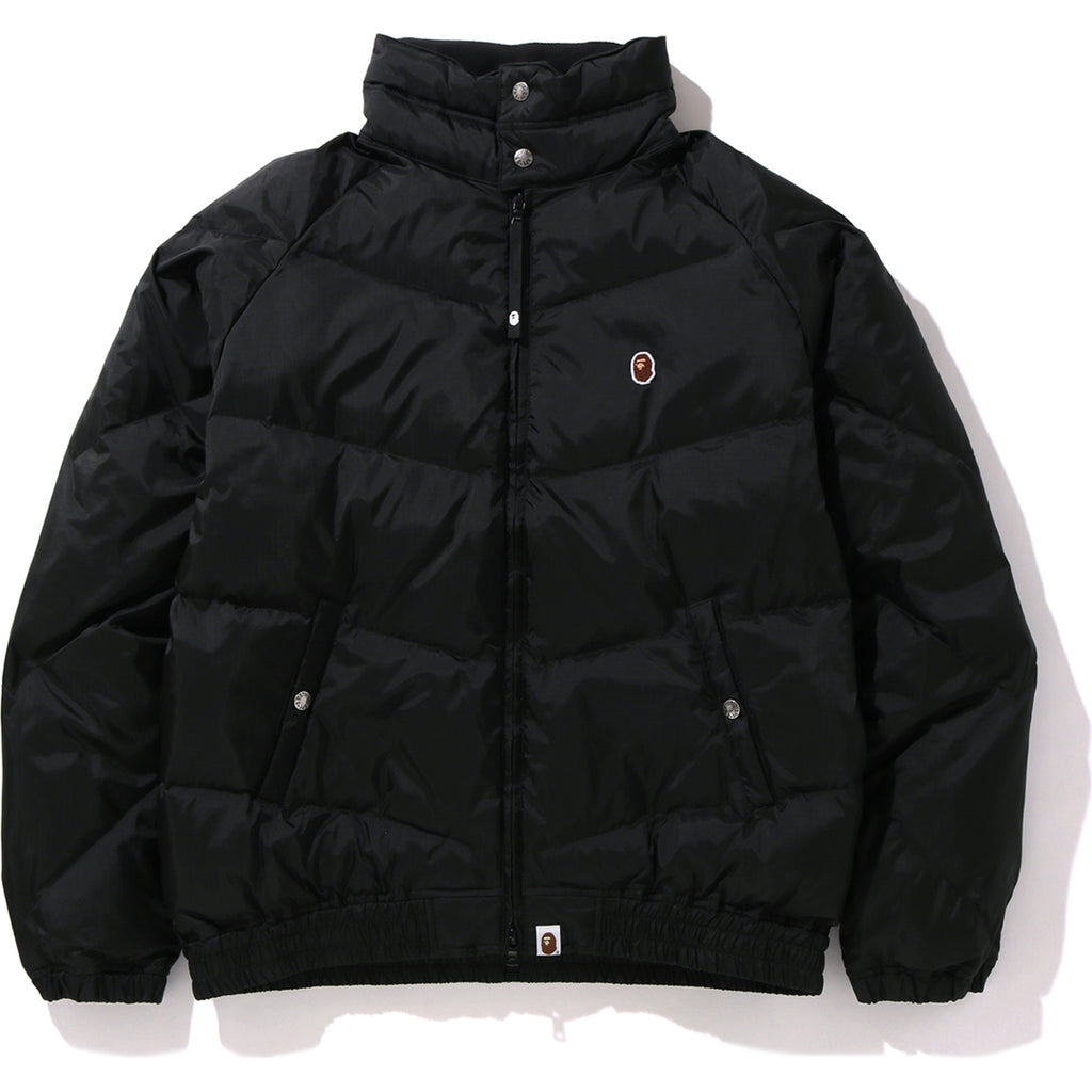 A BATHING APE DOWN JACKET MENS