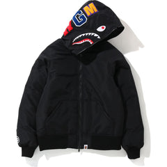 SHARK HOODIE DOWN JACKET LADIES
