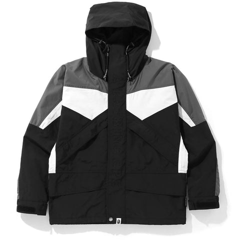 COLOR BLOCK CLASSIC SNOWBOARD JACKET MEN