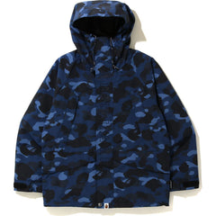 COLOR CAMO SNOWBOARD JACKET MENS