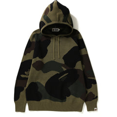 GIANT 1ST CAMO KNIT PULLOVER HOODIE MENS