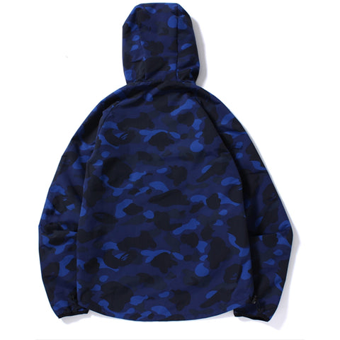 COLOR CAMO LIGHTWEIGHT JACKET