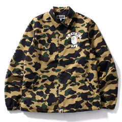 1ST CAMO COLLEGE COACH JACKET