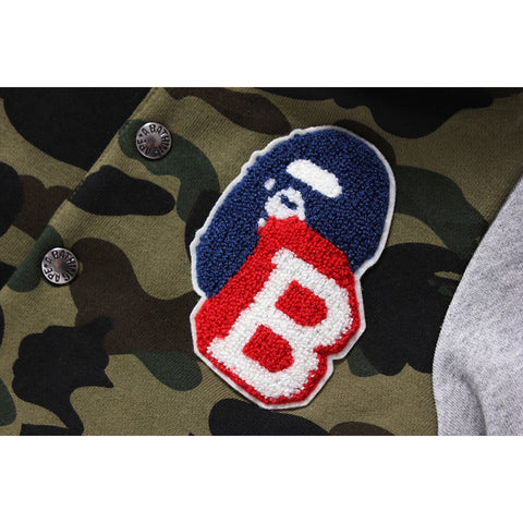 1ST CAMO HOODED SWEAT VARSITY/K