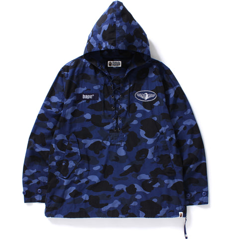 COLOR CAMO MIL WIDE PULLOVER JACKET / MENS