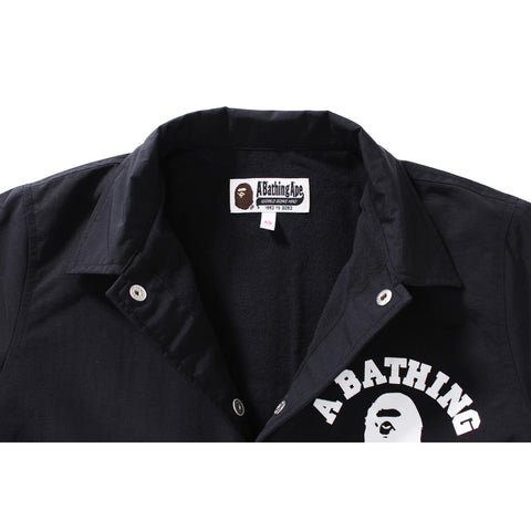 COLLEGE COACH JACKET LADIES