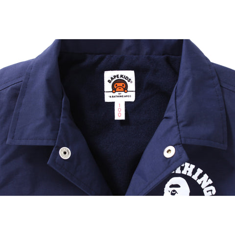 COLLEGE COACH JACKET KIDS