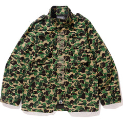 BAPE X UNDEFEATED ABC M-65 MENS