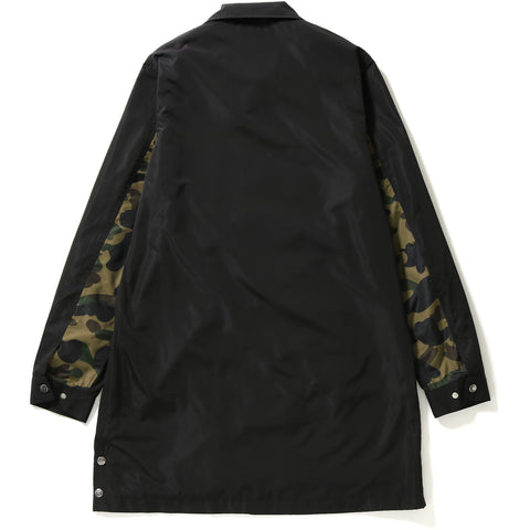 LONG COACH JACKET MENS