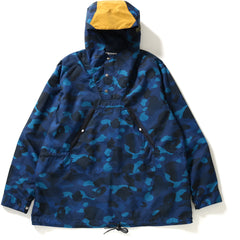 GRADATION CAMO ANORAK MENS
