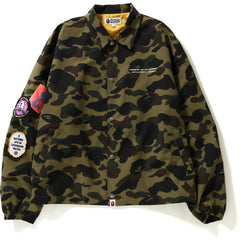 1ST CAMO RELAXED COACH JACKET MENS