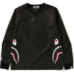 SIDE ZIP SHARK WINDBREAKER MENS