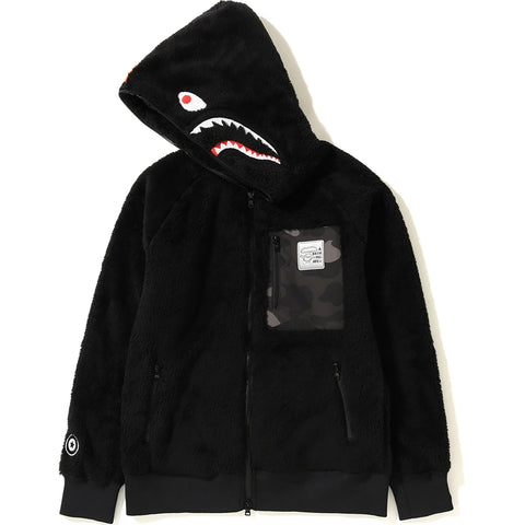 BOA TIGER SHARK HOODIE JACKET LADIES
