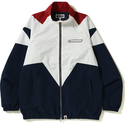 BAPESTA TRACK TOP MENS