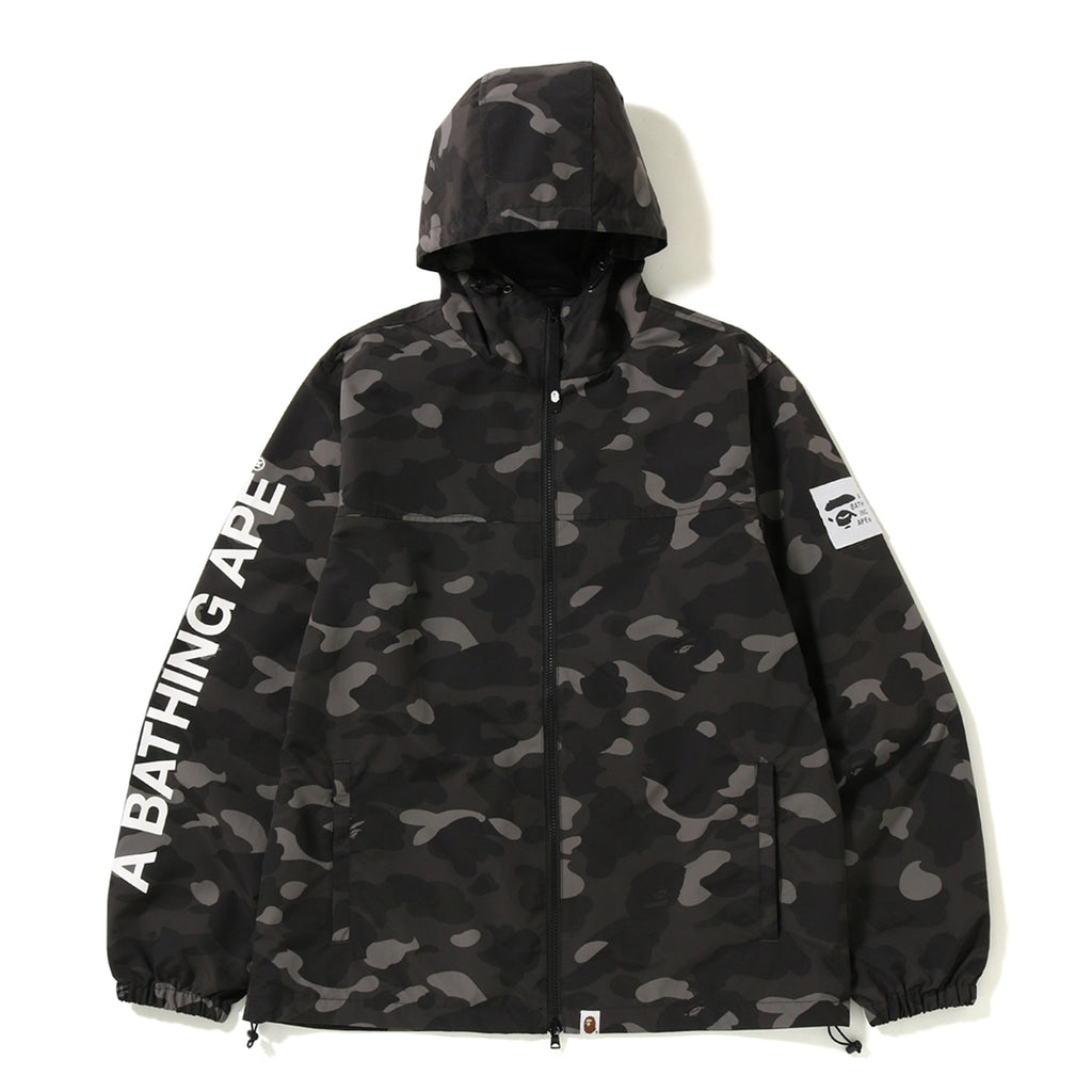 COLOR CAMO HOODIE JACKET MENS  be2b2df3ad0