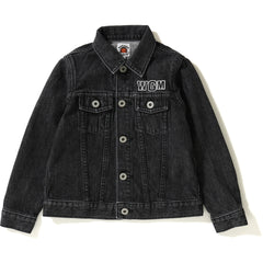 SHARK DENIM JACKET KIDS