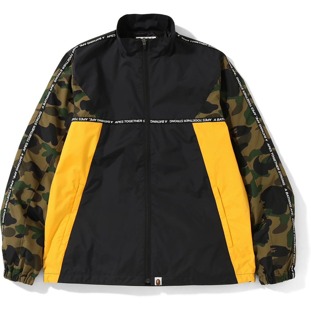 LOGO TAPE JACKET MENS