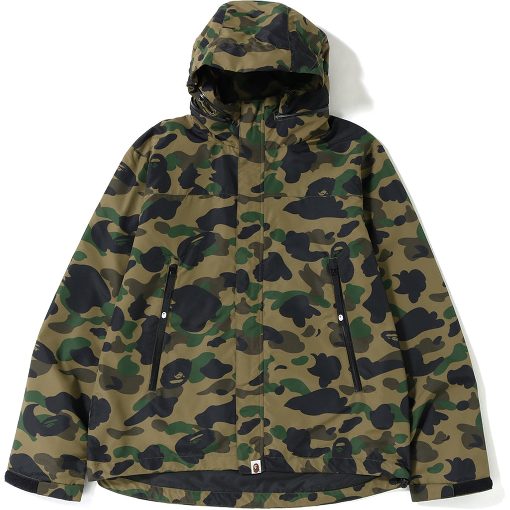 1ST CAMO LIGHT WEIGHT JACKET MENS