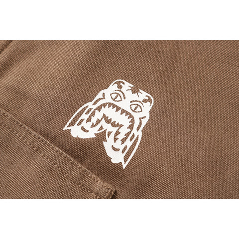 TIGER WORK HOODIE JACKET MENS
