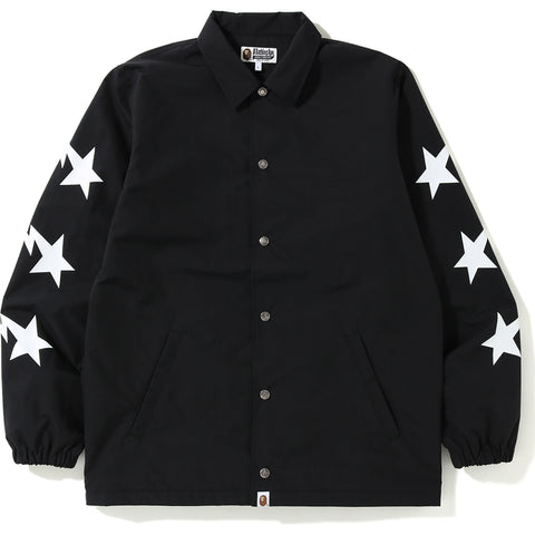 BAPE COACH JACKET MENS