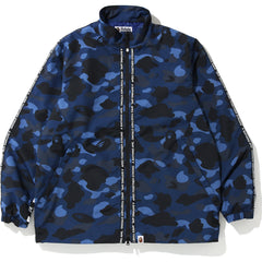 COLOR CAMO ZIP JACKET MENS