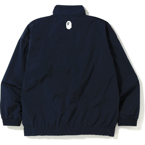 RELAXED BAPE TRACK TOP MENS