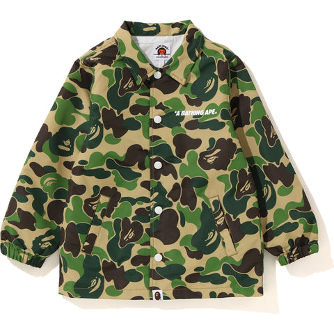 ABC CAMO COACH JACKET KIDS