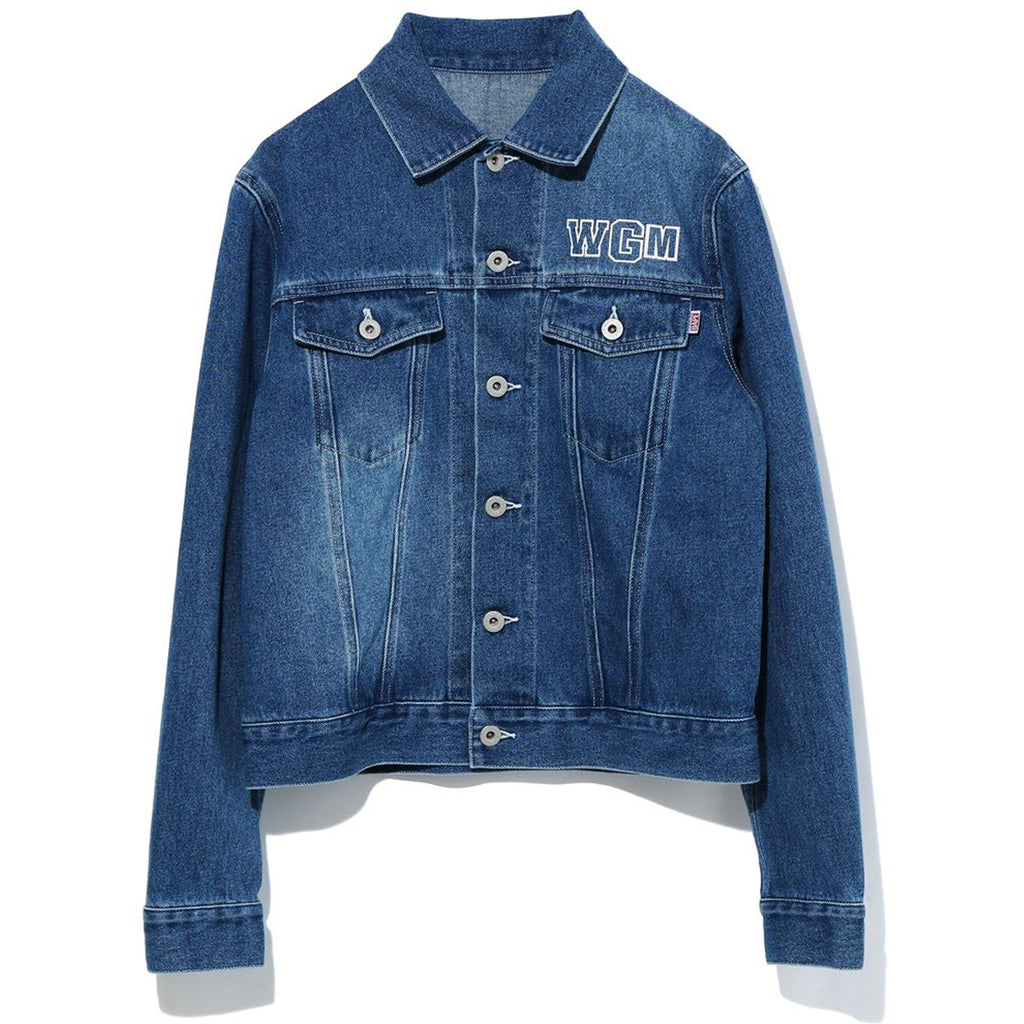 SHARK DENIM JACKET LADIES