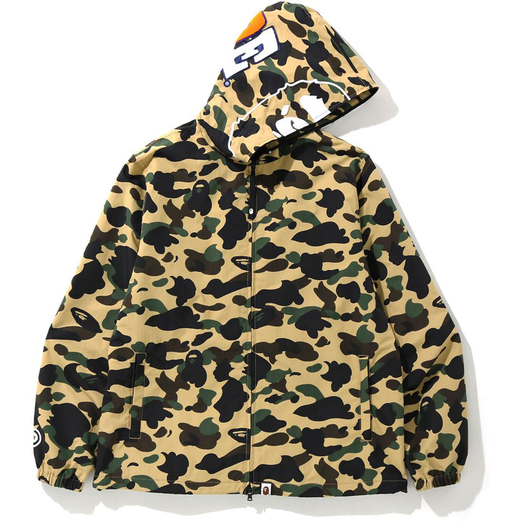 1ST CAMO 2ND APE FULL ZIP HOODIE JACKET MENS