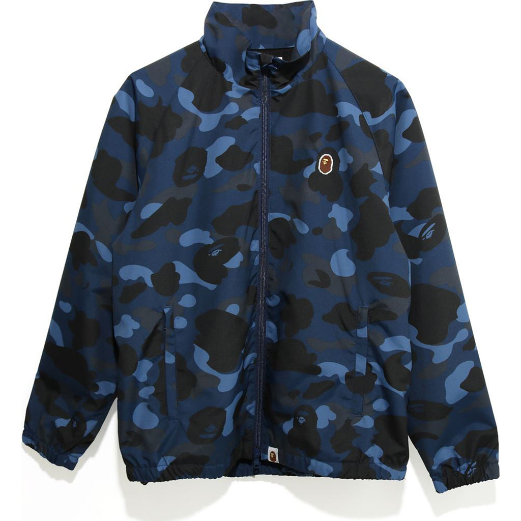 COLOR CAMO TRACK JACKET LADIES