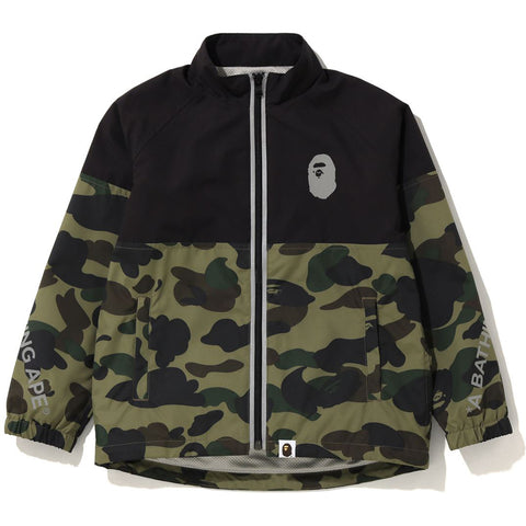 1ST CAMO CYCLING JACKET KIDS