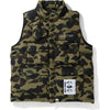 MULTI POCKET DOWN VEST MENS