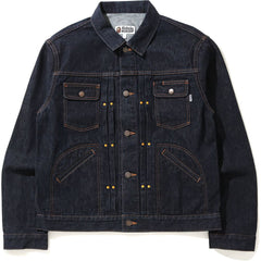 CHAMPION DENIM JACKET MENS