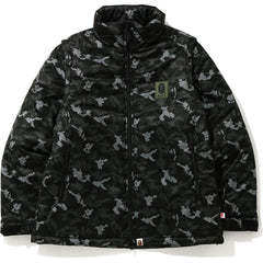 DIGITAL CAMO DETACHABLE PADDED JACKET MENS