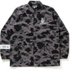 URSUS CAMO COACH JACKET MENS