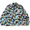 NEW MULTI CAMO RELAXED COACH JACKET MENS