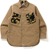 1ST CAMO CORDUROY RELAXED SHIRT JACKET MENS