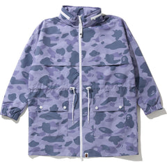COLOR CAMO LONG JACKET LADIES