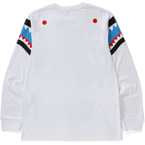 SHARK SHOULDER L/S TEE M