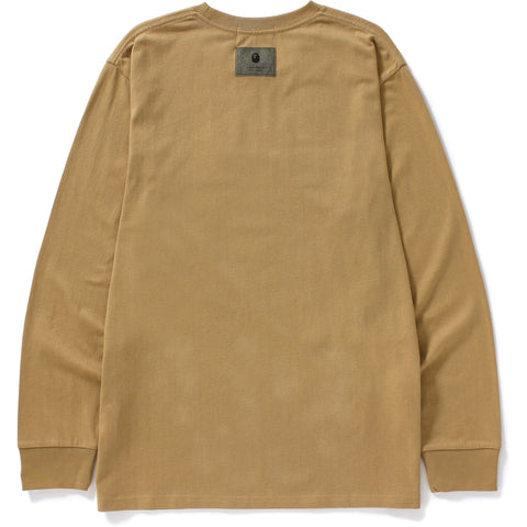 MILO PATCH L/S TEE MENS