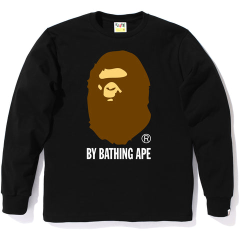 BY BATHING LONG SLEEVE TEE MENS