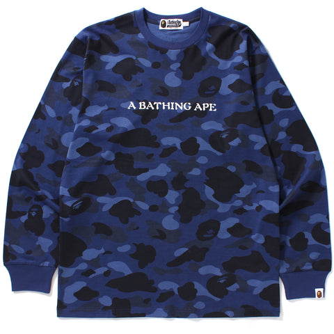 COLOR CAMO L/S TEE MENS