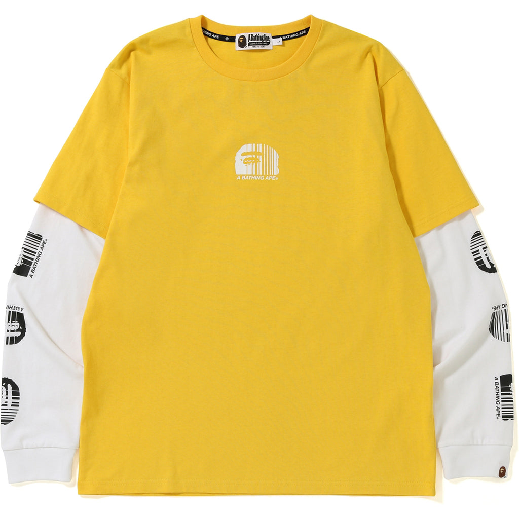 LAYERED L/S TEE MENS