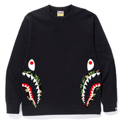 ABC SIDE SHARK L/S TEE MENS