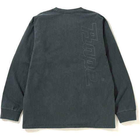 RELAXED POCKET L/S TEE MENS