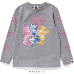BAPE X CARE BEARS FRIENDS TEE KIDS